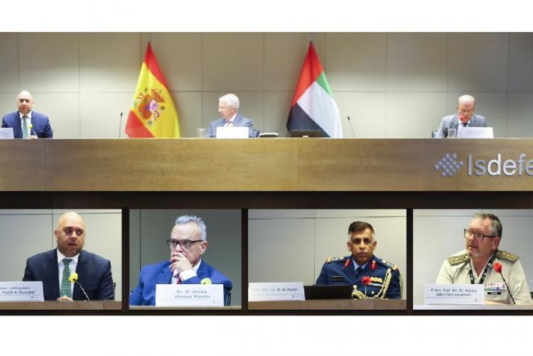 Isdefe apoyará el establecimiento de la Autoridad Nacional de Aeronavegabilidad Militar en Emiratos Árabes Unidos