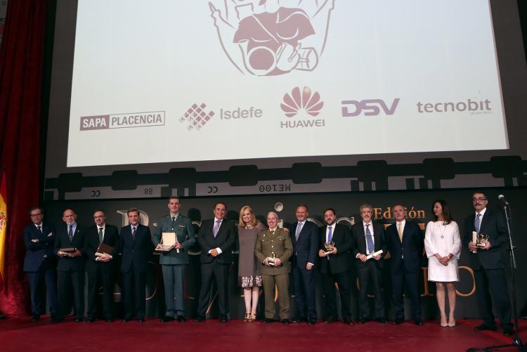 Isdefe Participa en la 55ª Edición de los Premios Ejército 2017