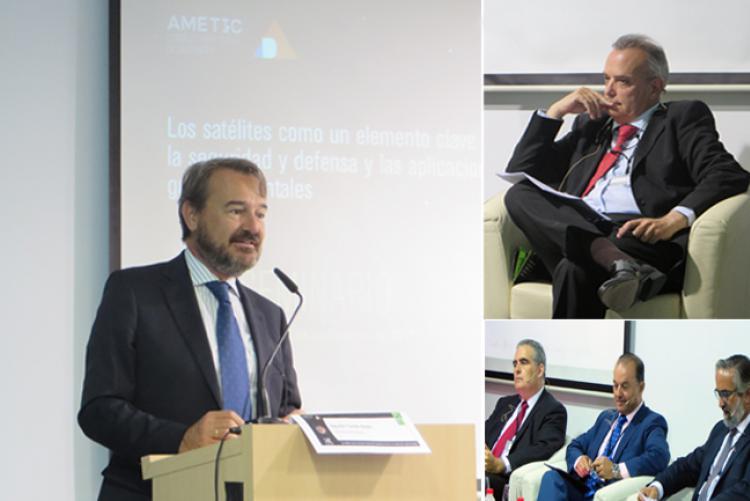 Celebrado en Santander el X Seminario de AMETIC con la participación de Isdefe