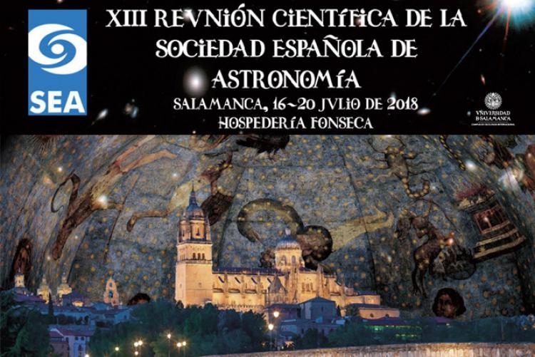 Isdefe en la XIII Reunión Científica de la Sociedad Española de Astronomía (SEA)