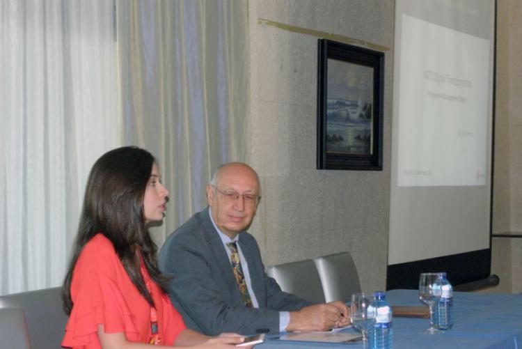 """Isdefe apoya las Jornadas de debate juvenil sobre defensa y seguridad, organizadas por  el Consejo  Atlántico Juvenil Español """"Youth Mediterranean Dialogue"""""""
