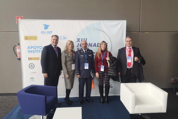Isdefe colabora con las XIII Jornadas SITC CCN-CERT, principal evento de Ciberseguridad celebrado en España.