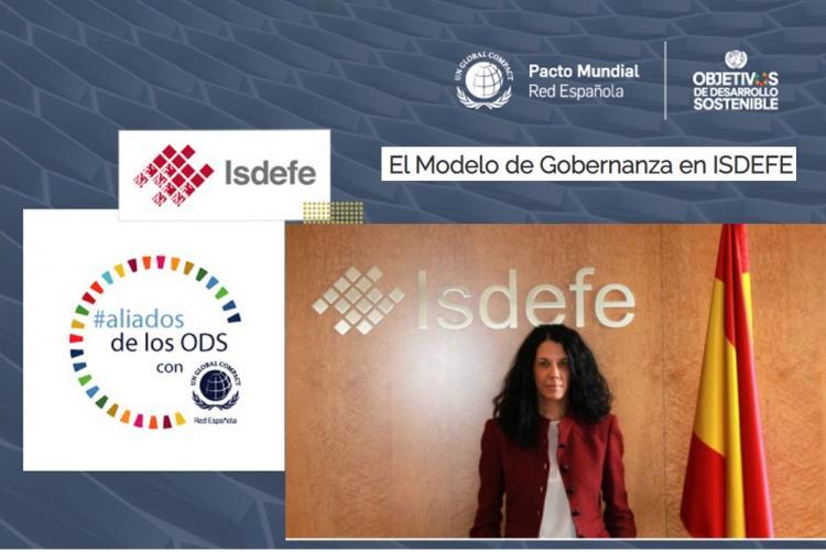 El Modelo de Gobernanza en Isdefe