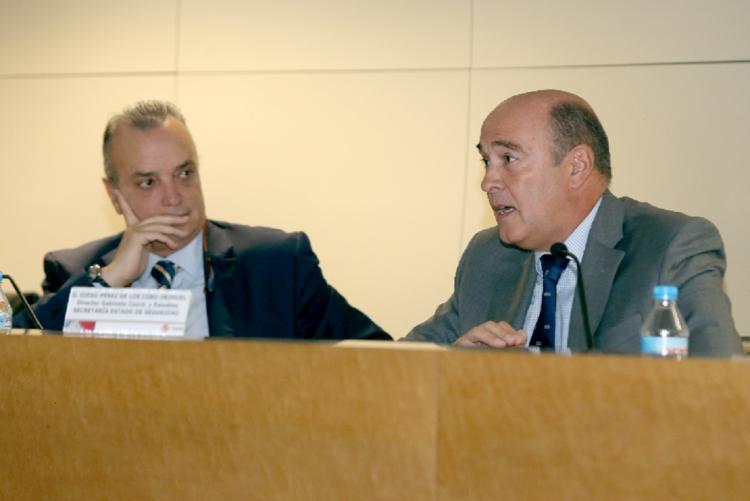 Isdefe colabora con el ministerio del interior y las fcse for Director de seguridad ministerio del interior