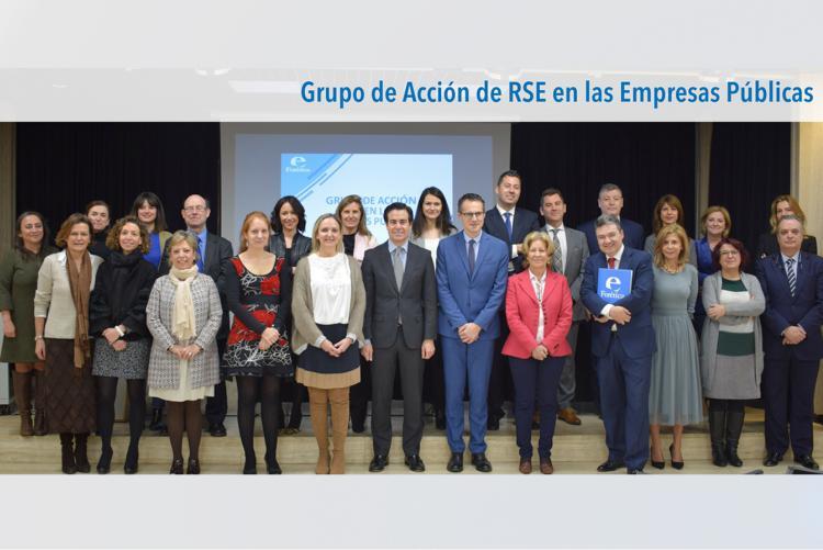 Isdefe se incorpora al Grupo de Acción de RSE en empresas públicas