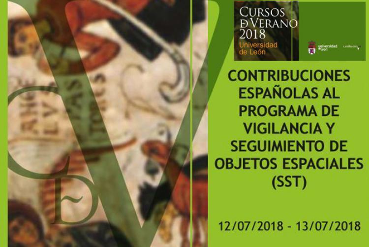 Curso de Verano de la Universidad de León sobre Vigilancia y Seguimiento de Objetos Espaciales