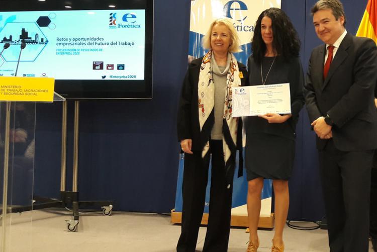 Tactiss, el Programa de Captación de Talento de Isdefe seleccionado entre las mejores prácticas de la campaña europea Enterprise 2020