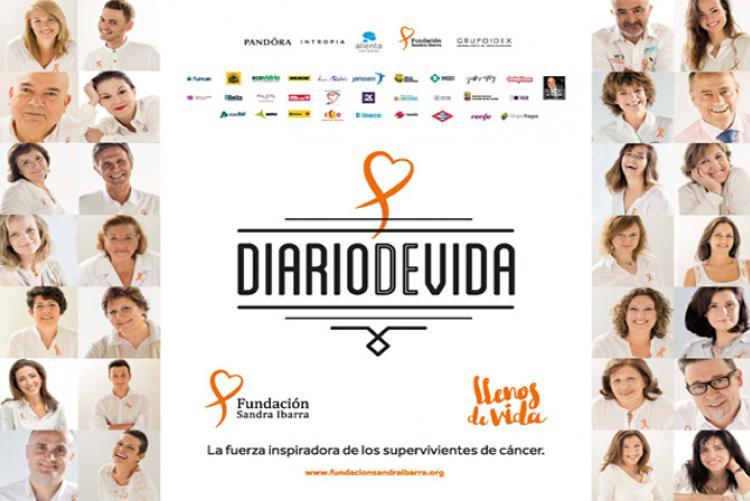 """Isdefe se suma al proyecto """"Diario de Vida"""" de la Fundación Sandra Ibarra de Solidaridad Frente al Cáncer"""