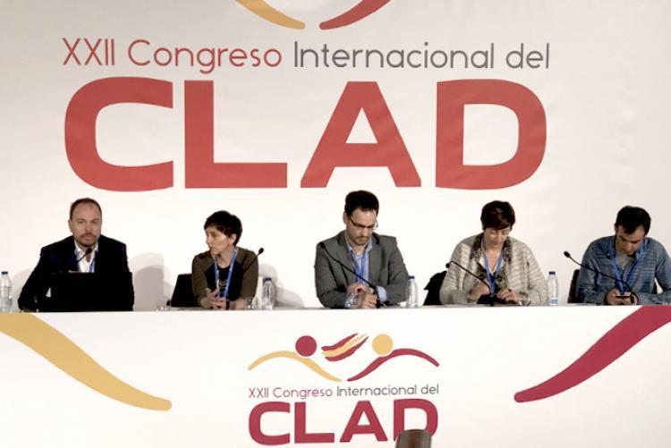 ISDEFE participa en el XXII Congreso Internacional del CLAD sobre la Reforma del Estado y de la Administración Pública