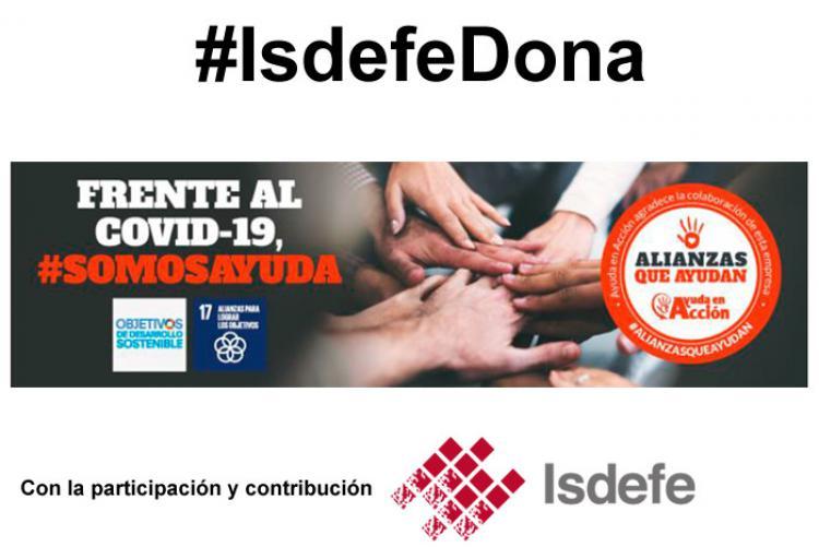 #IsdefeDona