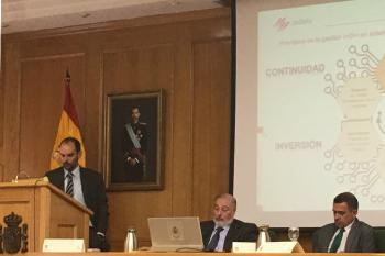 """Participación de Isdefe en el curso de verano del CESEDEN: """"Evolución de la I+D en Defensa en España en el horizonte de 2020"""""""