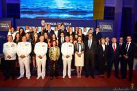 """Isdefe entrega el Premio """"Antonio de Oquendo"""" en los Premios Armada 2019"""