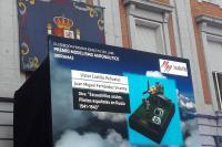 Colaboración de Isdefe con el Ejército del Aire en la XLI Edición de sus Premios