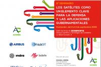Isdefe participa de nuevo en la 8ª edición del seminario organizado por Hisdesat