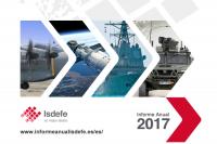 Isdefe publica su informe anual 2017