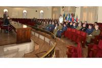 Isdefe participa en el XVII Curso de Altos Estudios Estratégicos para Oficiales Superiores Iberoamericanos de la Escuela Superior de las Fuerzas Armadas