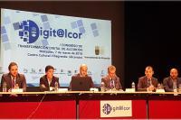 Celebración del I Congreso de Transformación Digital con la participación de Isdefe