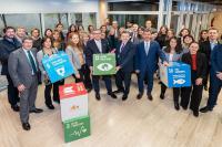 Isdefe presente en la COP25 a través de Grupo de Acción de Responsabilidad Social en Empresa Públicas.