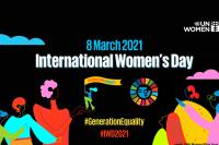 8 March: International Women's Day