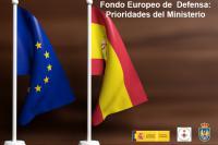 Jornada Fondo Europeo de Defensa: Prioridades del Ministerio.