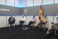 """Curso de verano """"El espacio exterior: tecnologías y sistemas para un nuevo escenario de conflictos"""""""