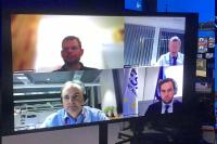 El Ingeniero de Isdefe José Pablo Haro participa el en Portugal Air Summit 2020.