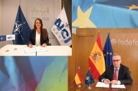 Isdefe primera entidad firmante Acuerdo Marco Sin Fines de Lucro de la NATO Communications and Information Agency - NCIA