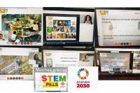 """""""#STEMpills para el confinamiento"""" La campaña de Isdefe para promover el interés por la ciencia y la tecnología entre los más jóvenes durante la crisis del COVID-19"""