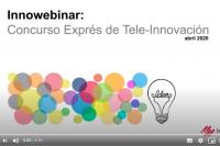 """Seminario Concurso Exprés de Tele-iNNOVACIÓN: """"Como te imaginas Isdefe en el Futuro"""""""