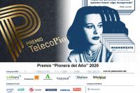 María Jesús Prieto-Laffargue, Winner of the PIONERAS_IT 2020 Award