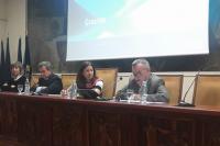 """Participación de Isdefe en la Jornada de debate sobre """"El valor de la industria aeroespacial en España"""""""