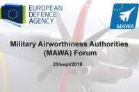 Meeting of the MAWA Forum Executive Level at Isdefe
