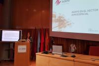 """""""Isdefe en el Sector Aeroespacial"""" conferencia técnica en la UC3M"""