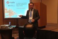Isdefe presenta los resultados del proyecto ARES-UTM en la 14ª conferencia anual de Ingeniería de Sistemas en Anchorage, Alaska